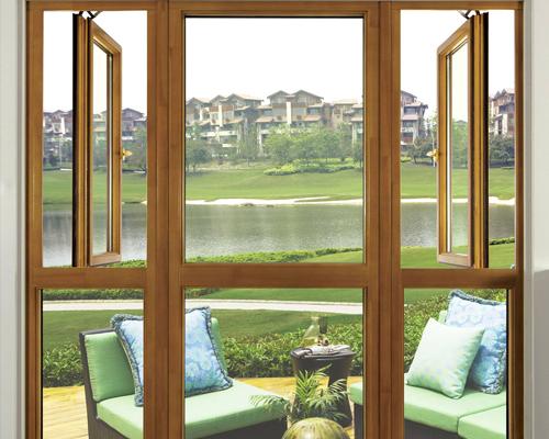 铝包木门窗定制