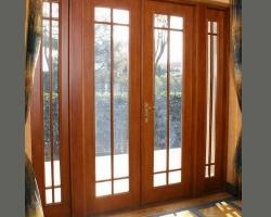 西安铝包木门窗