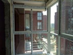 西安断桥铝门窗